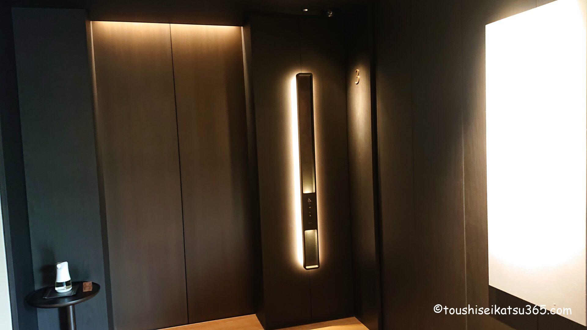 ザ・リッツ・カールトン日光|エレベーター