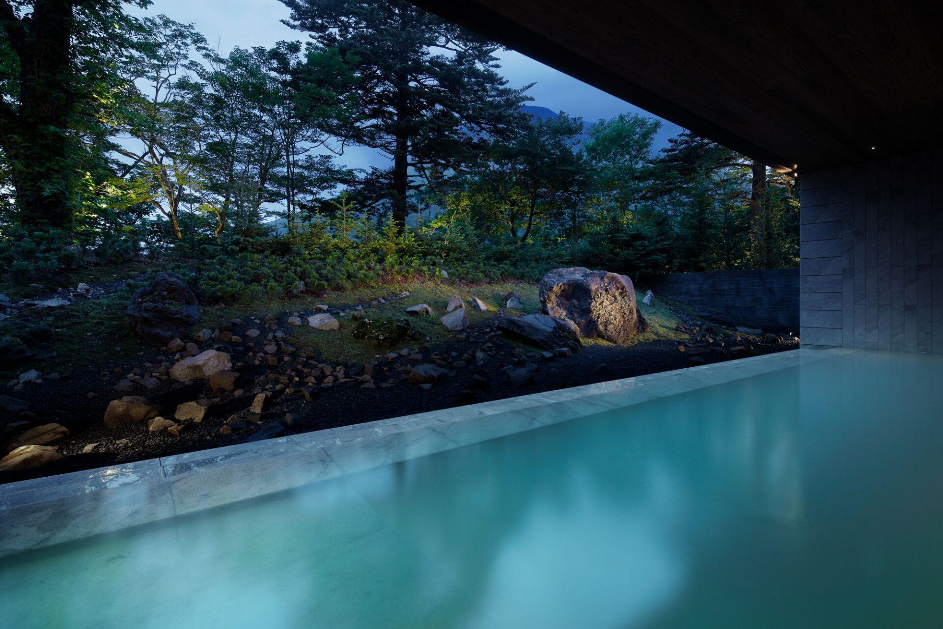 リッツカールトン日光|露天風呂
