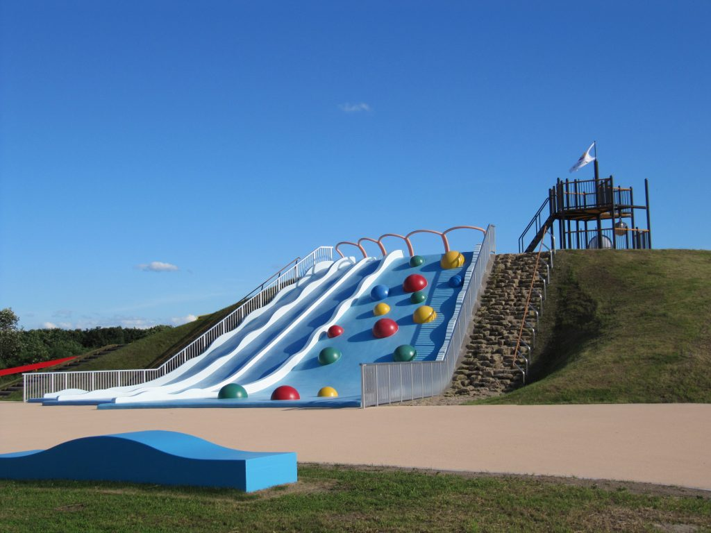 オホーツク流水公園