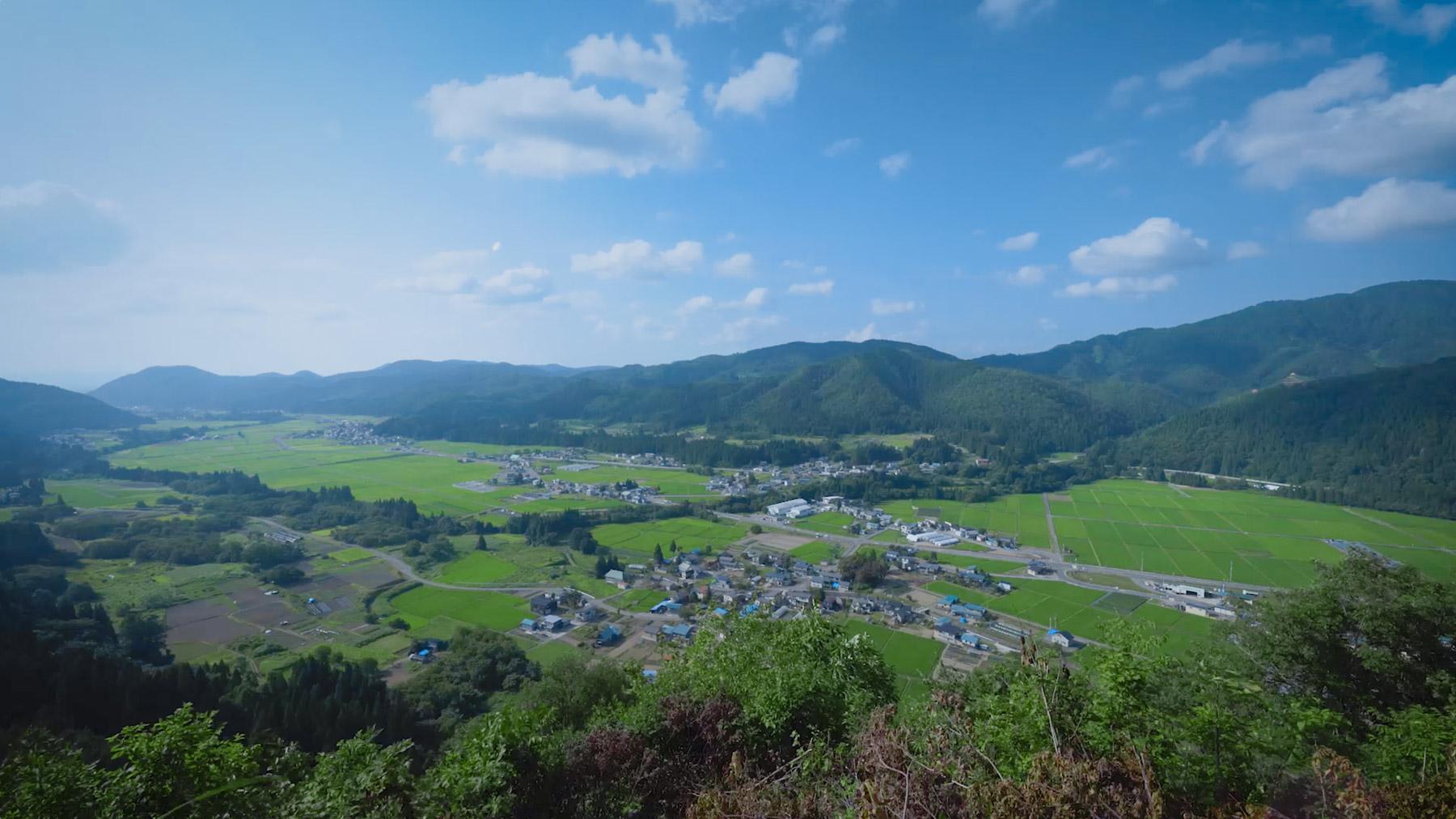 秋田県東成瀬村