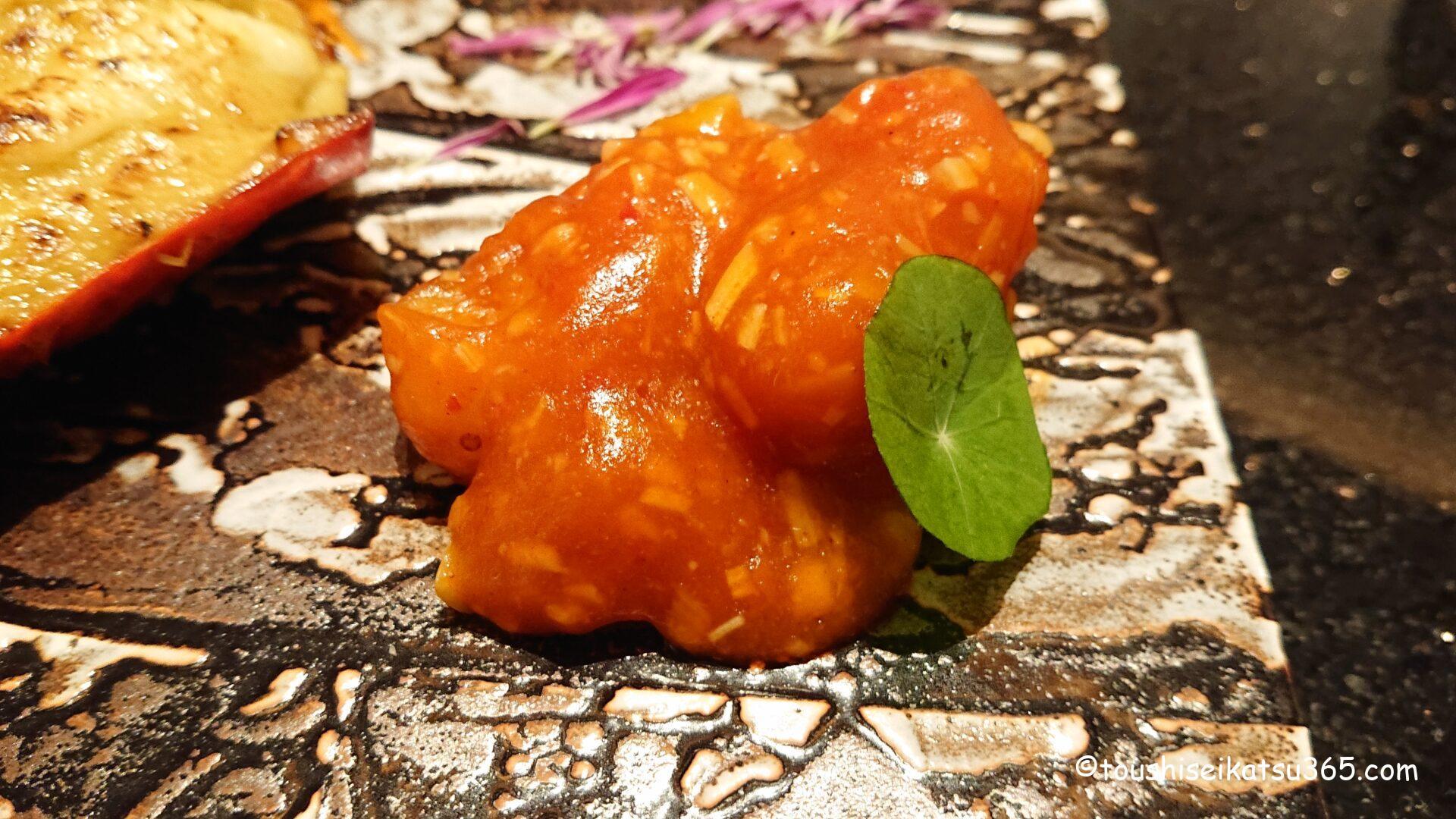 中国料理「翆陽」 活けオマール海老 様々調理法で